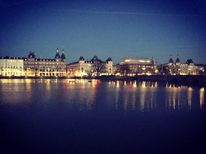 Copenhagen lake