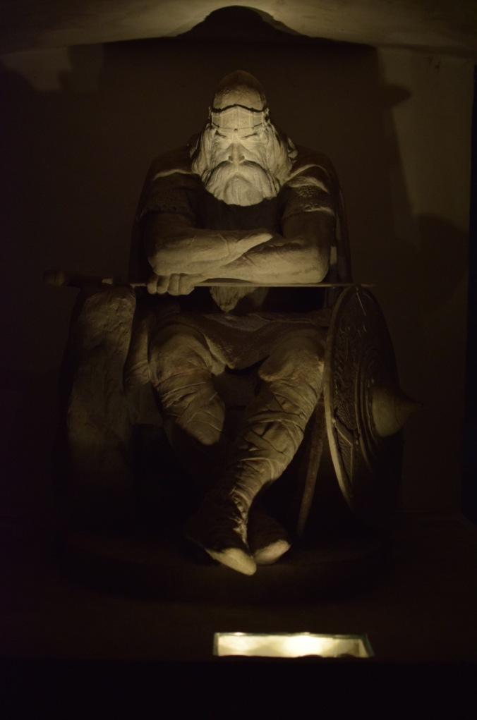 statue of Holger Danske